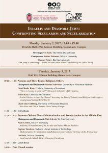 Israelis and Diaspora Jews