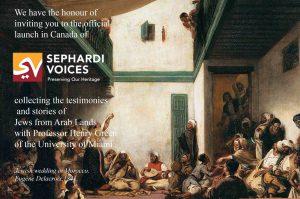 Sephardi Voices Canada