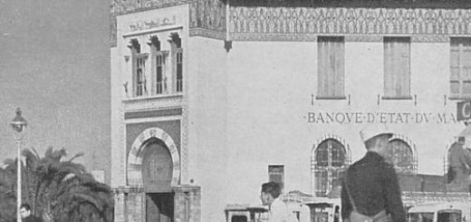 Casablanca in the 1930's