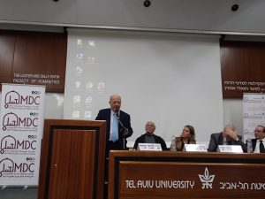 סגן נשיא הקונגרס היהודי האירופי