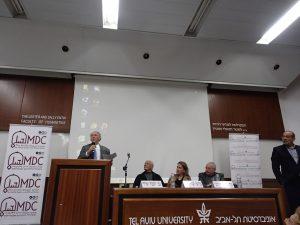 פרופ' הנרי גרין, ראש ארגון קולות ספרד