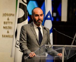Israeli Consul General in Montreal Ziv Nevo Kulman